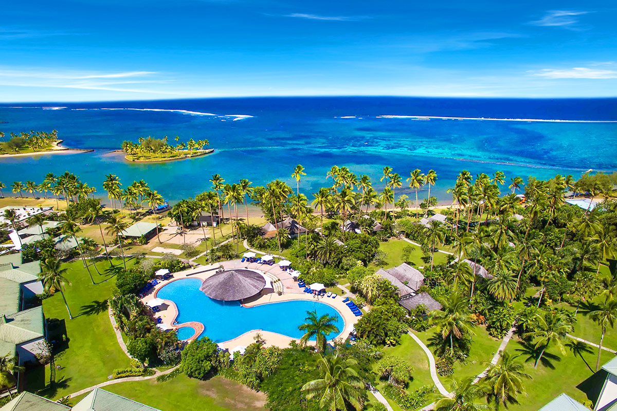 5 or 7 night getaway to Naviti Resort Fiji