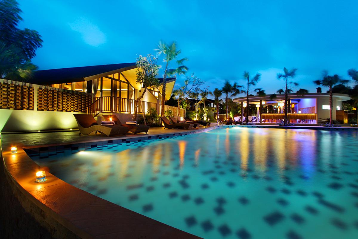 5 nights at Agata Resort Nusa Dua