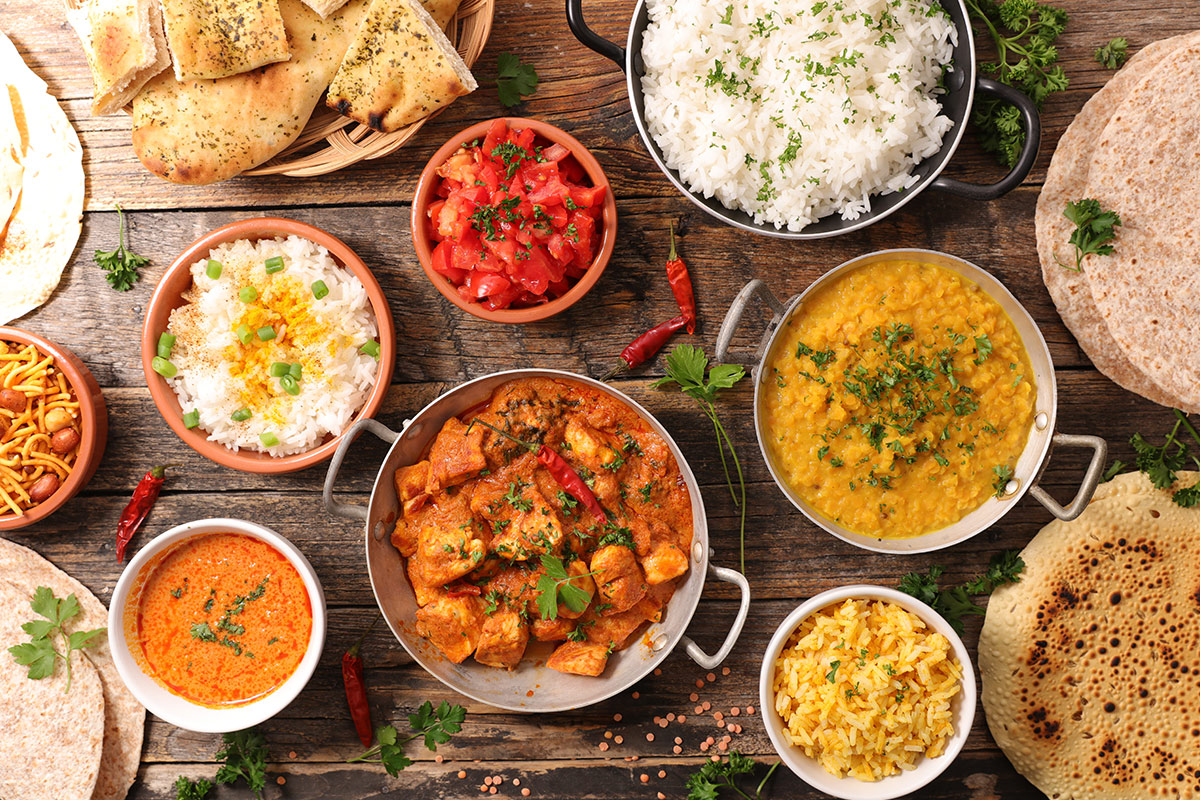 9 day Taste of India tour with flights