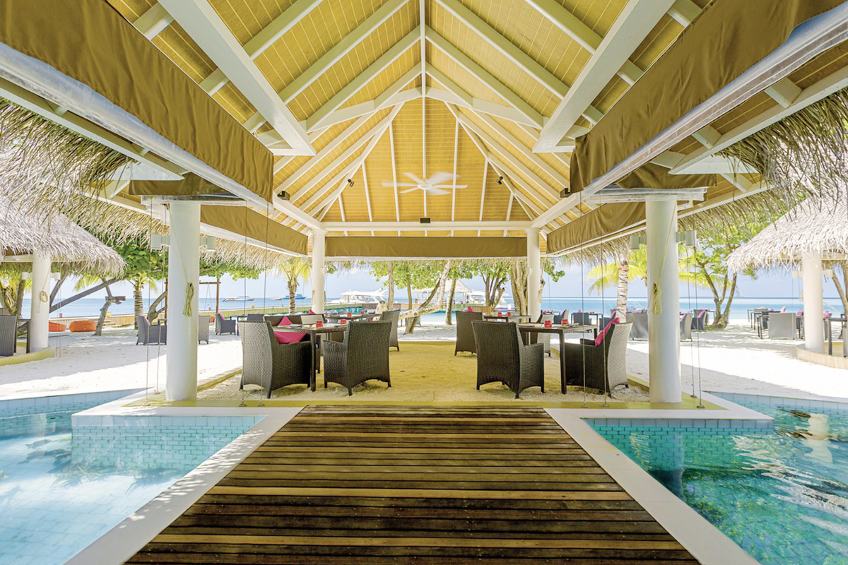 10 day Singapore and all-inclusive Maldives package with flights