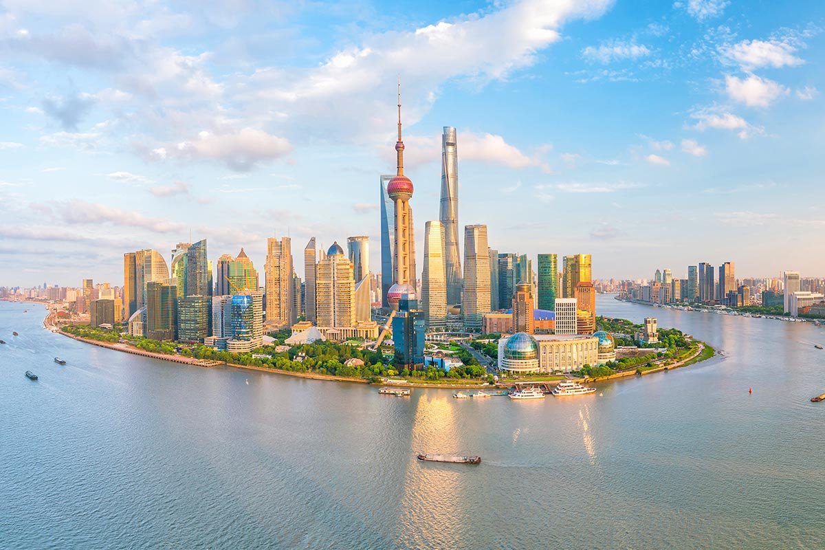 14 day Golden China Tour with Yangtze River Cruise