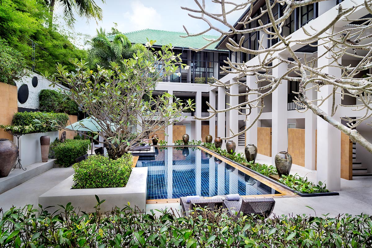 4 nights at Manathai Surin Phuket