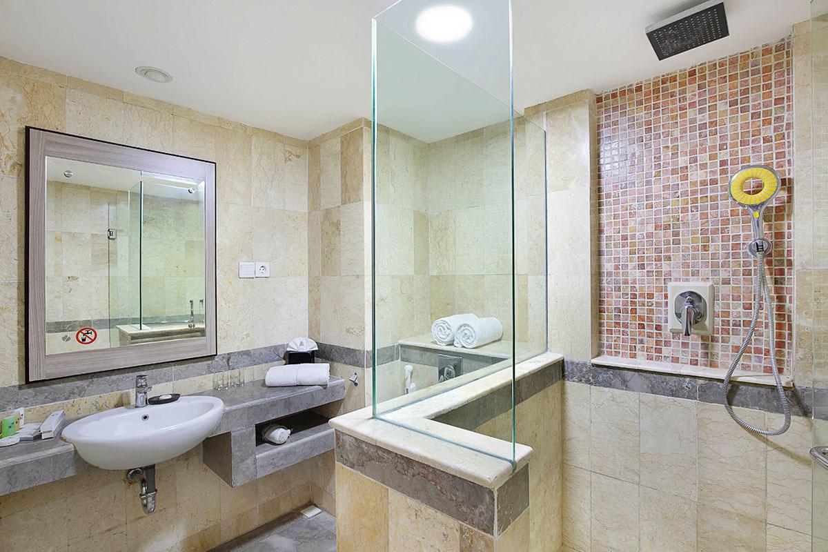 5 nights at the 4-star Swiss-Belhotel Segara Resort & Spa, Nusa Dua